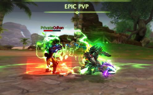Era of Legends epic blizzard of war and adventure v screenshots 10
