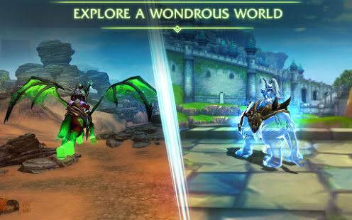 Era of Legends epic blizzard of war and adventure v screenshots 11