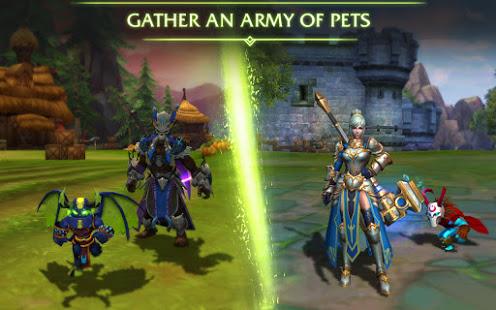 Era of Legends epic blizzard of war and adventure v screenshots 13