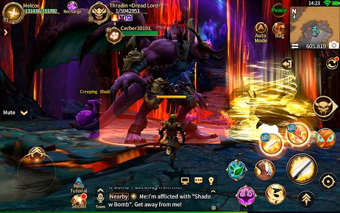 Era of Legends epic blizzard of war and adventure v screenshots 14