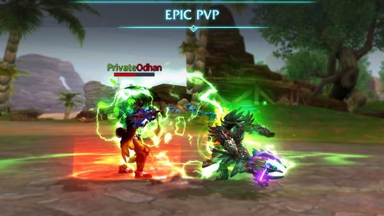 Era of Legends epic blizzard of war and adventure v screenshots 4