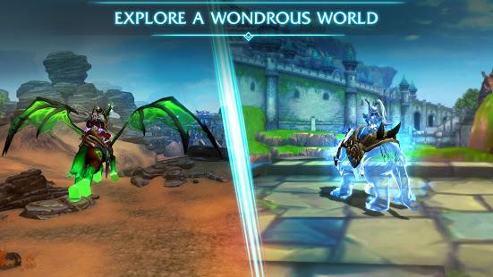 Era of Legends epic blizzard of war and adventure v screenshots 5