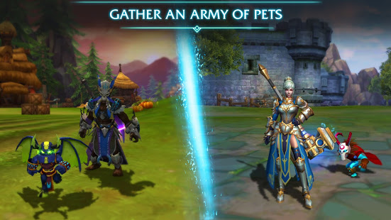 Era of Legends epic blizzard of war and adventure v screenshots 7