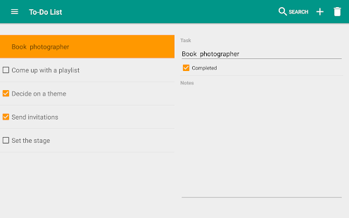 Event Planner Party Planning v1.1.6 screenshots 13