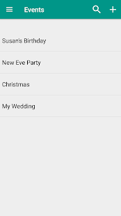 Event Planner Party Planning v1.1.6 screenshots 5