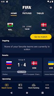 FIFA – Tournaments Soccer News amp Live Scores v5.0.2 screenshots 1