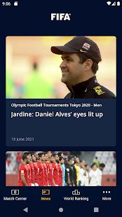 FIFA – Tournaments Soccer News amp Live Scores v5.0.2 screenshots 2