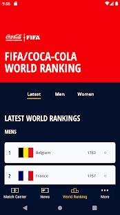 FIFA – Tournaments Soccer News amp Live Scores v5.0.2 screenshots 3