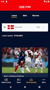FIFA – Tournaments Soccer News amp Live Scores v5.0.2 screenshots 4