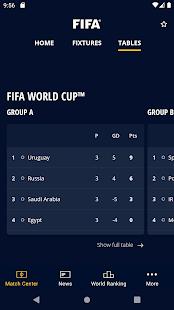 FIFA – Tournaments Soccer News amp Live Scores v5.0.2 screenshots 7