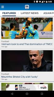 FOX Sports Asia v3.6.14 screenshots 1