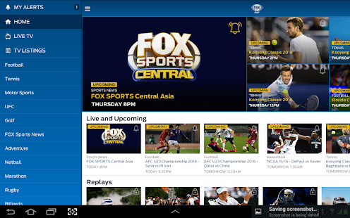 FOX Sports Asia v3.6.14 screenshots 15