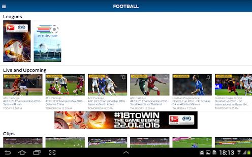 FOX Sports Asia v3.6.14 screenshots 17
