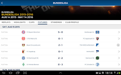 FOX Sports Asia v3.6.14 screenshots 18