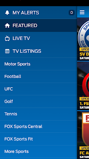FOX Sports Asia v3.6.14 screenshots 2