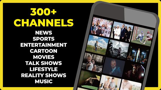 FREECABLE TV App Free TV Shows Free Movies News v9.27 screenshots 2