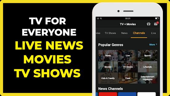 FREECABLE TV App Free TV Shows Free Movies News v9.27 screenshots 3