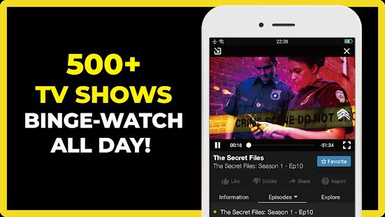 FREECABLE TV App Free TV Shows Free Movies News v9.27 screenshots 4