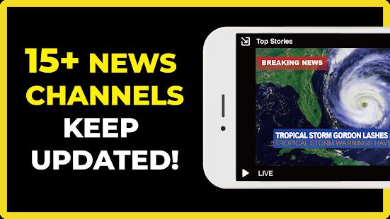 FREECABLE TV App Free TV Shows Free Movies News v9.27 screenshots 6