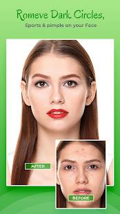 Face Beauty Camera – Easy Photo Editor amp Makeup v8.0 screenshots 10
