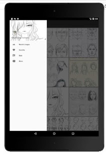 Face Drawing Step by Step v1.3.0 screenshots 9