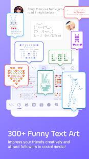 Facemoji Emoji KeyboardDIY Emoji Keyboard Theme v2.8.6.1 screenshots 6