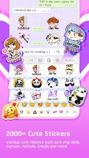 Facemoji Emoji KeyboardDIY Emoji Keyboard Theme v2.8.6.1 screenshots 7