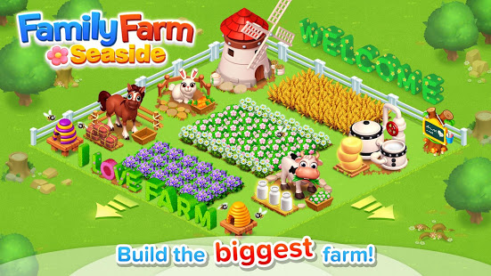 Family Farm Seaside v6.8.100 screenshots 1