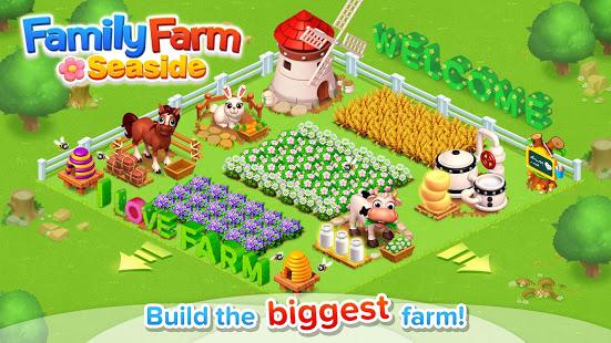 Family Farm Seaside v6.8.100 screenshots 15
