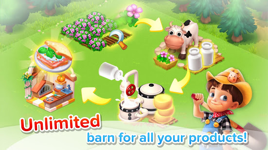 Family Farm Seaside v6.8.100 screenshots 5