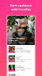Fave – Deal Pay eCard v3.5.0 screenshots 3