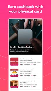 Fave – Deal Pay eCard v3.5.0 screenshots 4