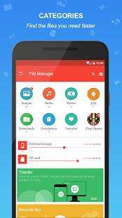 File manager v3.8 screenshots 1