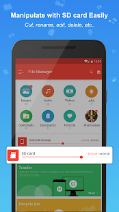 File manager v3.8 screenshots 7
