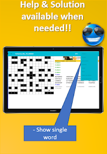 Fill in puzzles free – Free Word Puzzle Game v7.7 screenshots 12