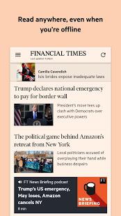 Financial Times v2.97.0 screenshots 1