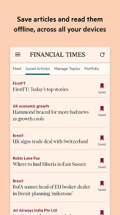 Financial Times v2.97.0 screenshots 2