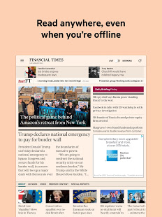 Financial Times v2.97.0 screenshots 6
