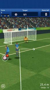 Finger soccer Football kick v1.0 screenshots 10