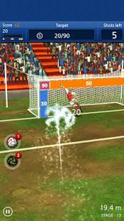 Finger soccer Football kick v1.0 screenshots 3