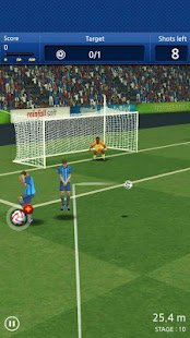 Finger soccer Football kick v1.0 screenshots 5