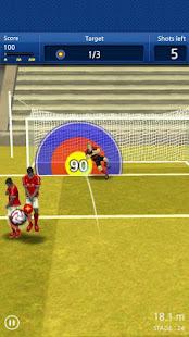 Finger soccer Football kick v1.0 screenshots 9