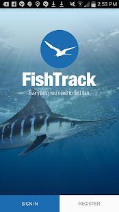 FishTrack – Fishing Charts v1.1.8 screenshots 1