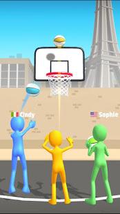 Five Hoops – Basketball Game v18.1.1 screenshots 1