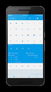 Flat Style Bar Indicators v5.1.3 screenshots 4
