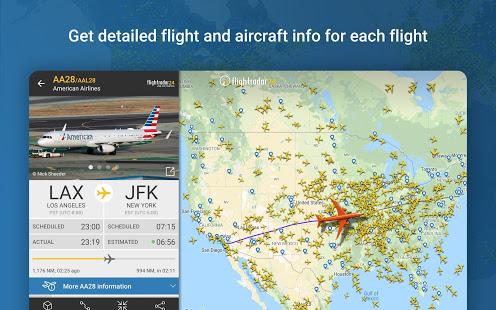 Flightradar24 Flight Tracker v8.15.2 screenshots 10