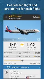 Flightradar24 Flight Tracker v8.15.2 screenshots 3