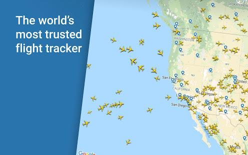 Flightradar24 Flight Tracker v8.15.2 screenshots 8