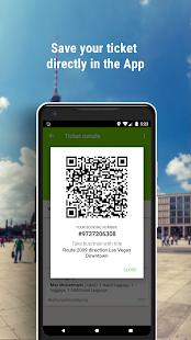 FlixBus – Green bus travel v6.11.1 screenshots 3