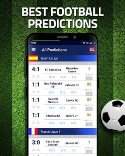 Football Predictions Free Betting Tips All Today v3.4 screenshots 1